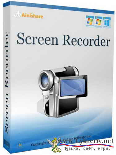 Ainishare Screen Recorder v 2.0.0 Final